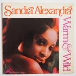 ALEXANDRA, Sandra - Warm & Wild - UNI 73039 стерео оригинал, очень симпатичная соул певица, классные номера и аранжировки