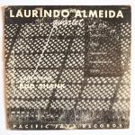ALMEIDA, Laurindo - Featuring Bud Shank - PACIFIC JAZZ PJLP-7 десять дюймов, моно оригинал, играет прилично, музыка и запись чудо конечно, смесь латино-мотивов и вест-коуст джаза
