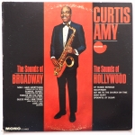 AMY, Curtis - The Sounds Of Broadway / Hollywood
