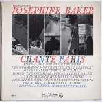 BAKER, Josephine - Chante Paris