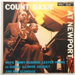 BASIE, Count - At Newport (♫)