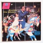 CLAYTON, Buck - Buckin' The Blues - VANGUARD VRS 8514 моно оригинал, традиционный джаз, отличный состав, кенни баррел на гитаре, 57й, ребята все суперские, на обороте миспресс, информация о другой пластинке
