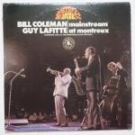 COLEMAN, Bill LAFITTE, Guy - Mainstream At Montreux - BLACK LION BL-212 оригинал, крепкая мейнстримовая пластинка прямиком из монтре