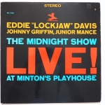 DAVIS, Eddie GRIFFIN, Johnny - At Midnight Show
