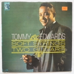 EDWARDS, Tommy - Soft Strings And Two Guitars - MGM E-4060 моно оригинал, интересный певец, неджазовый, скорее в сторону рнб и эстрады, аранжировки струнные плюс две гитары, вещи наши знакомые, записано здорово
