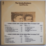 EVERLY BROTHERS, The - End Of An Era
