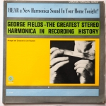FIELDS, George - The Greatest Stereo Harmonica