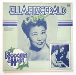 FITZGERALD, Ella - Sings The Rodgers & Hart Songbook - VERVE 2352 059 две пластинки, записи 1956 года, а это английский вариант середины семидесятых, элла пела темы роджерса-харта в аранжировках бадди брегмана, классика жанра