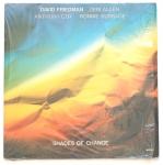FRIEDMAN, David - Shades Of Change - ENJA 5017 канадское издание, фридман играет на маримбе, ксилофоне, квартет без духовых, играют на отрыв местами, интересно