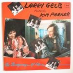 GELB, Larry - The Language Of Blue - CADENCE JAZZ CJR 1012 оригинал, интересная пластинка, ким паркер поет, падчерица вудза и паркера, интересно
