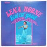 HORNE, Lena - Feelin' Good - UNITED ARTISTS UAS 6433 стерео оригинал, пластинка хоть и попсовая, но с приятными аранжировками и голосом, состояние средненькое