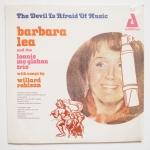 LEA, Barbara - The Devil Is Afraid Of Music - AUDIOPHILE AP-119 оригинал, барбара ли,замечательная певица, исполняет вещи малоизвестного композитора уилларда робисона, автора old folks, например