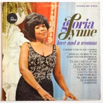 LYNNE, Gloria - Love And A Woman