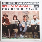 MAYALL, John - CLAPTON, Eric - Blues Breakers