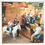PELL, Dave - Swingin' In The Ol' Corral - RCA VICTOR LPM-1394 моно оригинал, необычная пластинка, смешивает жанры, в целом это кул, но этнический колорит присутствует