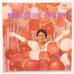 RIVERS, Mavis - Hooray For Love - CAPITOL T-1294 моно оригинал, редкая промо-копия, мавис интересная позабытая певица с особенным тембром, все на высоте конечно