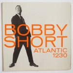 SHORT, Bobby - Bobby Short - ATLANTIC 1230 моно оригинал, мастер развлекательного жанра, смесь кабаре и джаза