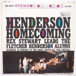 STEWART, Rex - Henderson Homecoming - UNITED ARTISTS UAS 5009