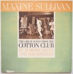 SULLIVAN, Maxine - Great Songs From The Cotton Club (♫) - sTASH ST-244 оригинал, обалденная пластинка, где максин уже совсем бабуля, а голос у нее чудо, и это фактически ранние вещи в качественном звуке