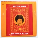 SYMS, Sylvia - For Once In My Life
