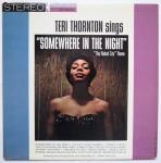 THORNTON, Teri - Somewhere In The Night - DAUNTLESS DS 6306 стерео оригинал, интересная сильная вокалистка, у нее всего три пластинки на разных лейблах, тут мощно звучит и материал хороший