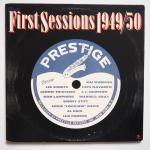 TRISTANO, Lennie KONITZ, Lee HAIG, Al - First Sessions 1949-1950 - PRESTIGE P-24081 две пластинки, интересный сборник ранних записей престижа, по музыке там ништяк был, особенно конечно все что с тристано связано