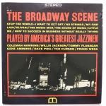 VARIOUS - The Broadway Scene - MOODSVILLE MVST 38 стерео, записи бродвейских тем, что издавались на мудсвилле, записано ван гелдером, так что мощно