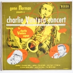 VENTURA, Charlie - Gene Norman Presents (♫)