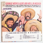 WEIN, George - Is Alive And Well In Mexico - COLUMBIA CS 9631