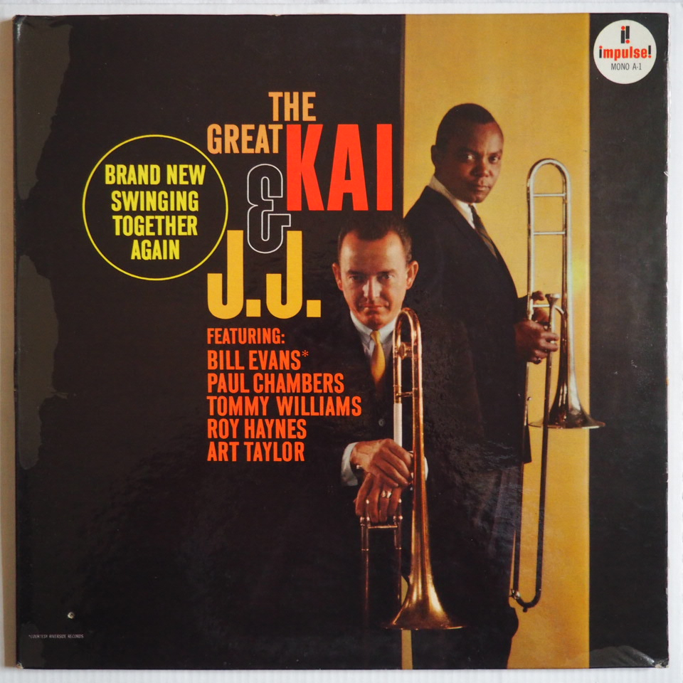 j.j. johnson - kai winding - the great kai & j.j. impulse a-1