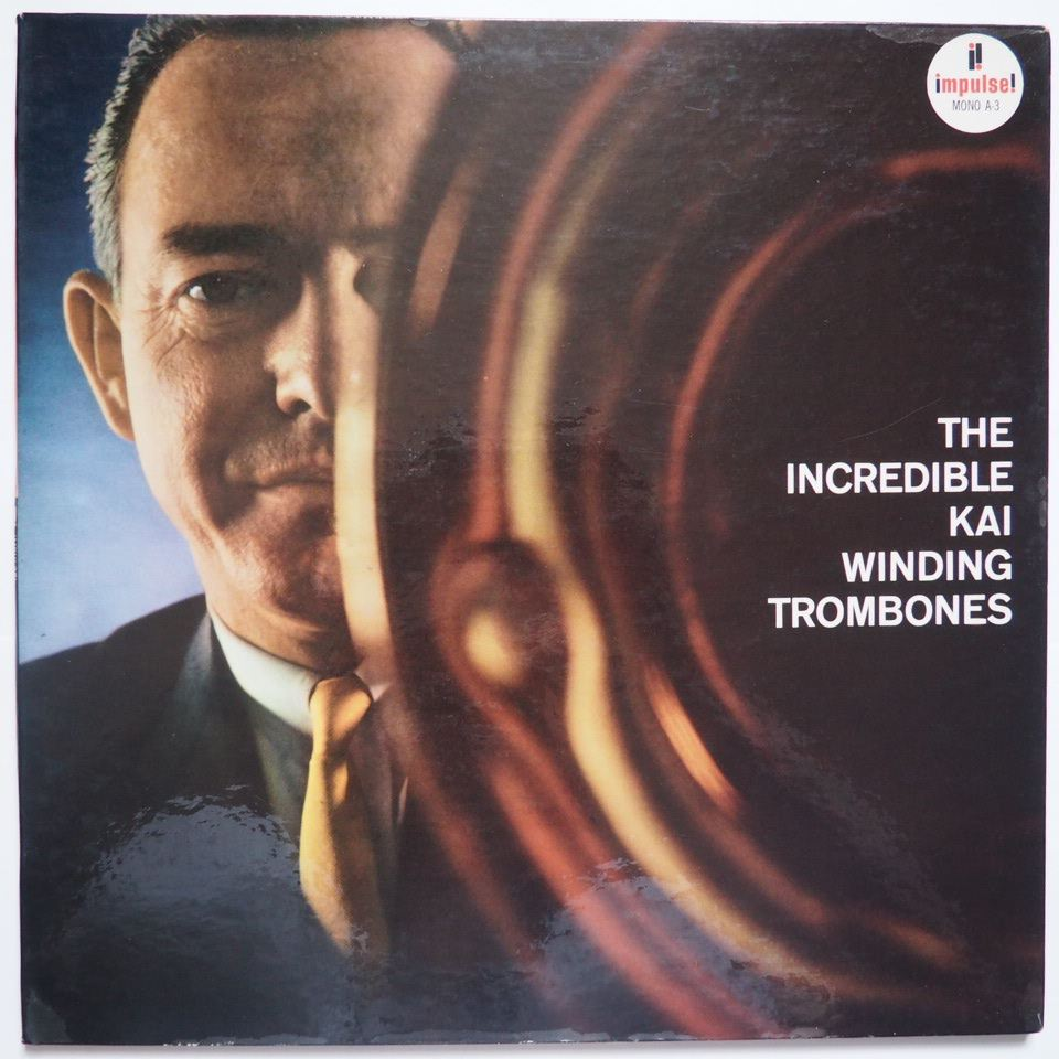 incredible kai winding trombones