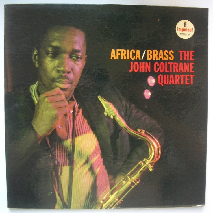 john coltrane - africa brass impulse a-6