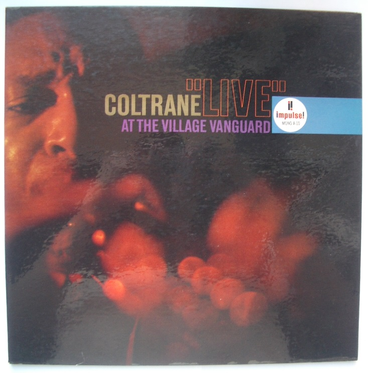 john coltrane - live at the village vanguard impulse a-10