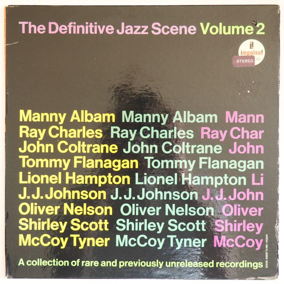 various artists - definitive jazz scene vol. 2 impulse a-100