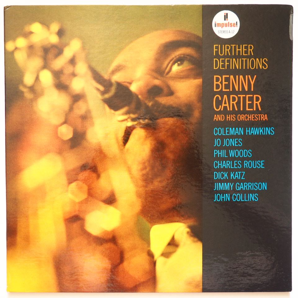 benny carter - further definitions impulse a-12