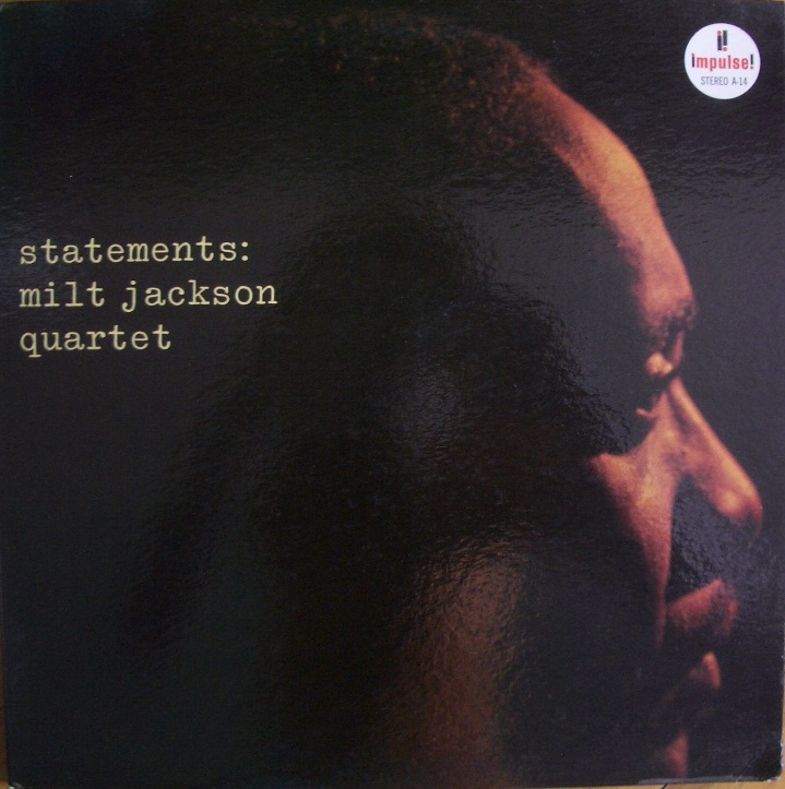 milt jackson - statements impulse a-14