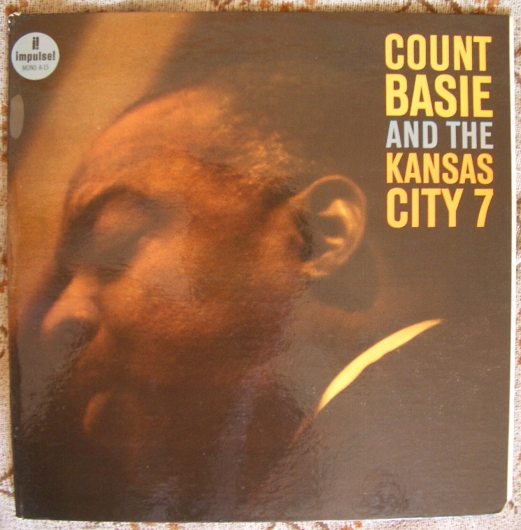 count basie - kansas city 7 impulse a-15