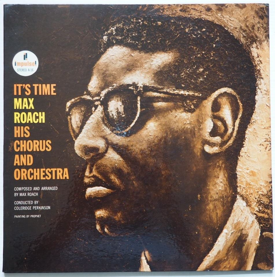 max roach - it's time impulse a-16