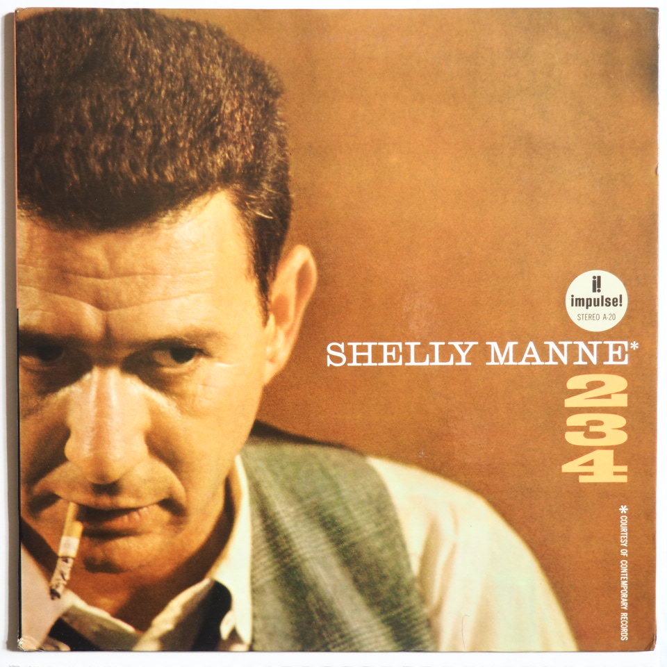 shelly manne - 2-3-4 impulse a-20