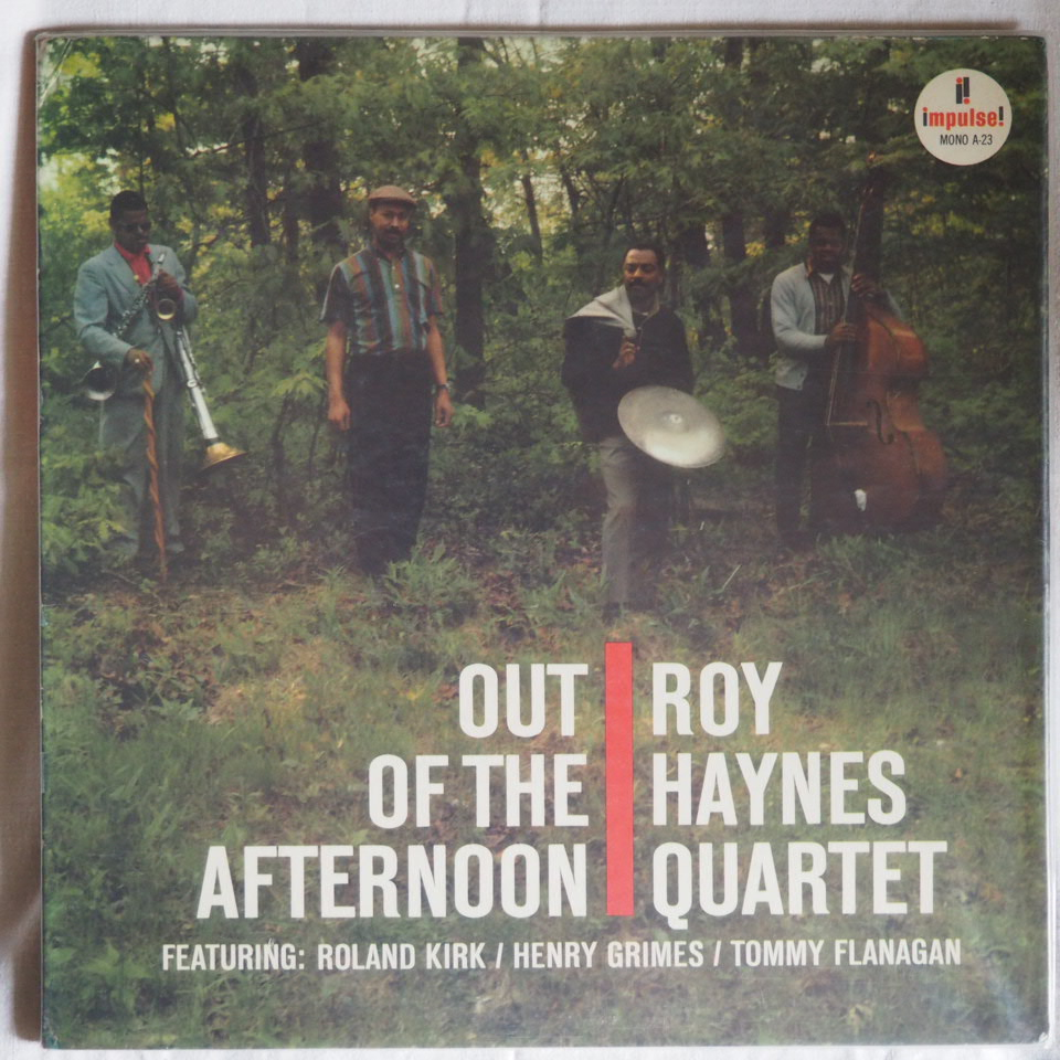 roy haynes - out of the afternoon impulse a-23