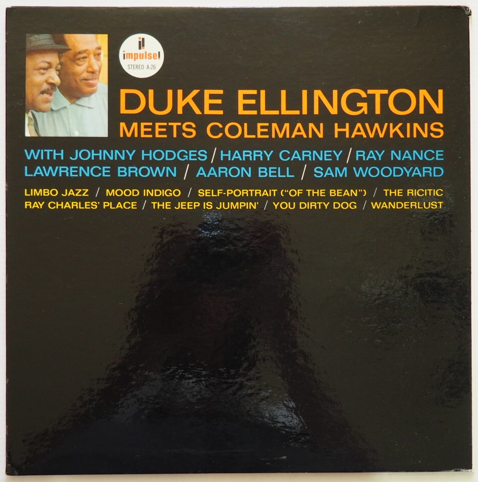 duke ellington - meets coleman hawkins impulse a-26