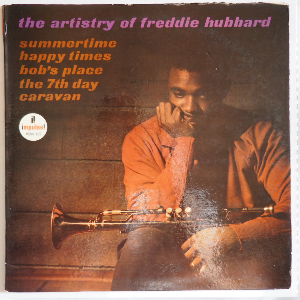 freddie hubbard - the artistry of impulse a-27