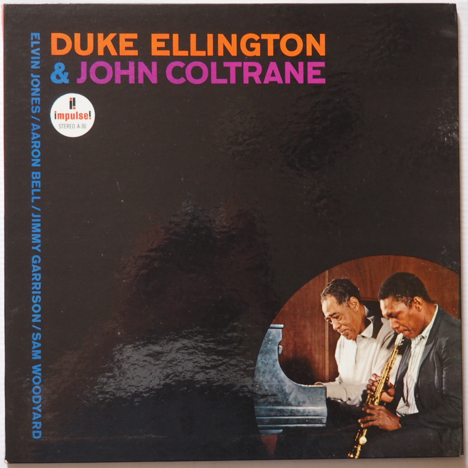 duke ellington - john coltrane as-30