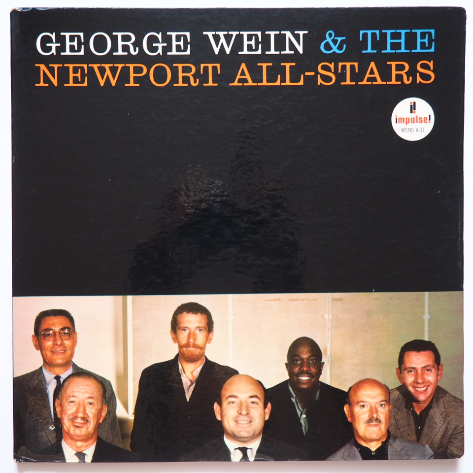 george wein and the newport all stars