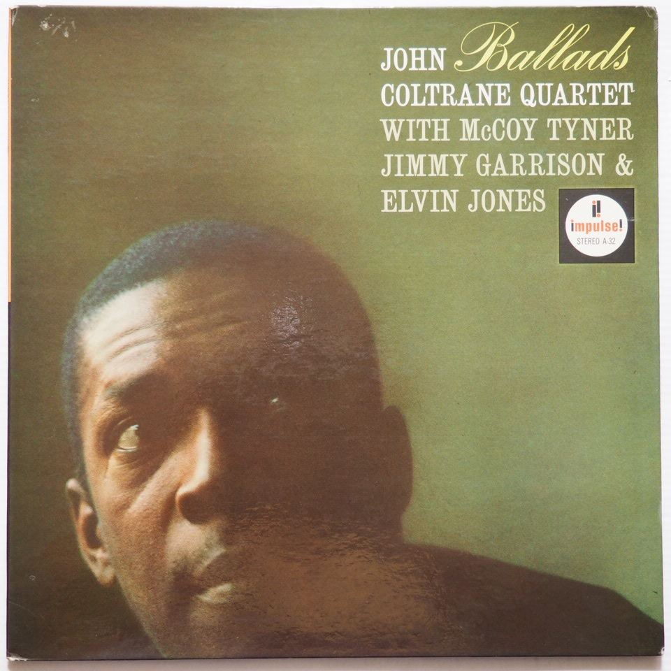 john coltrane - ballads impulse a-32
