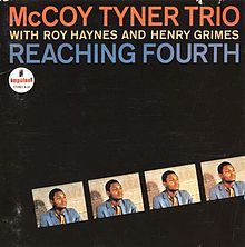 mccoy tyner - reaching fourth impulse a-33