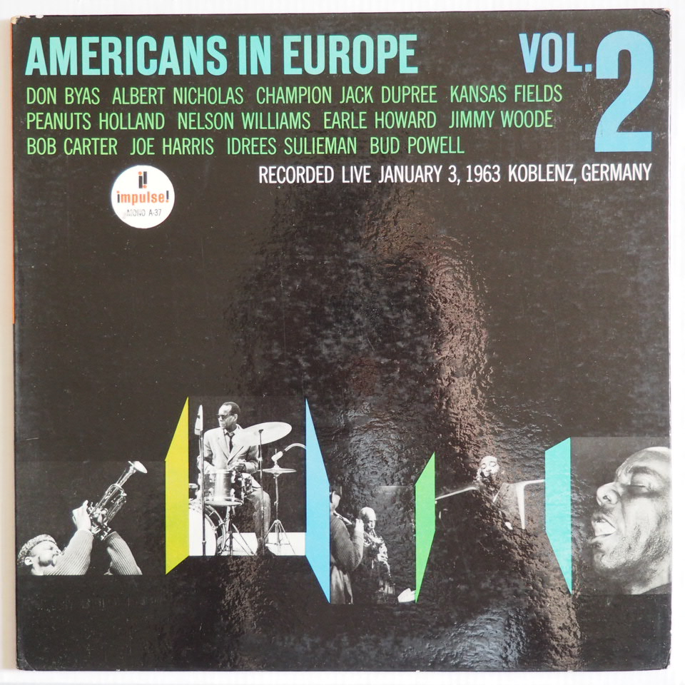 americans in europe vol.2 impulse a-37