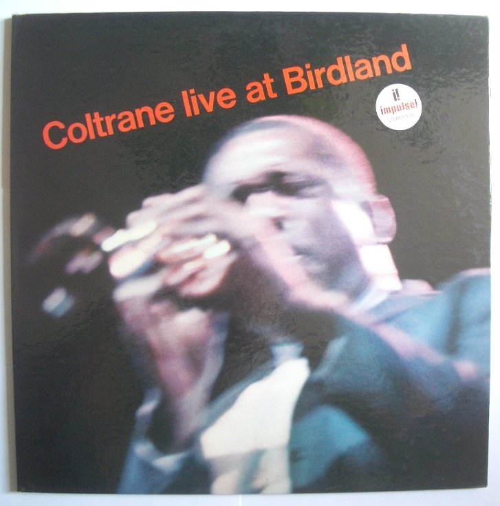 john coltrane - live at birdland impulse a-50