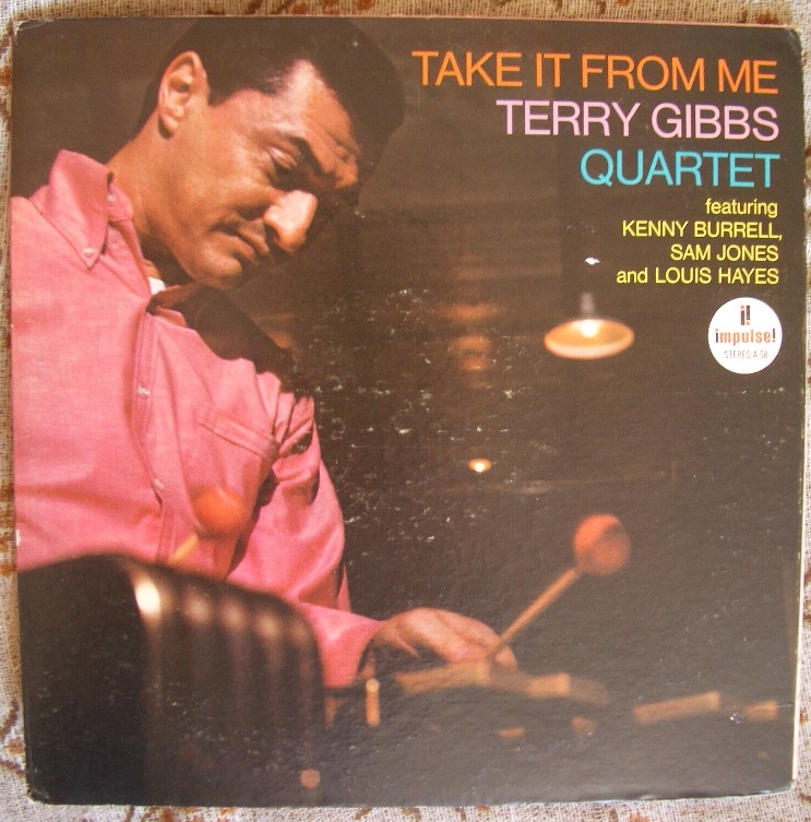 terry gibbs - take it from me impulse a-58