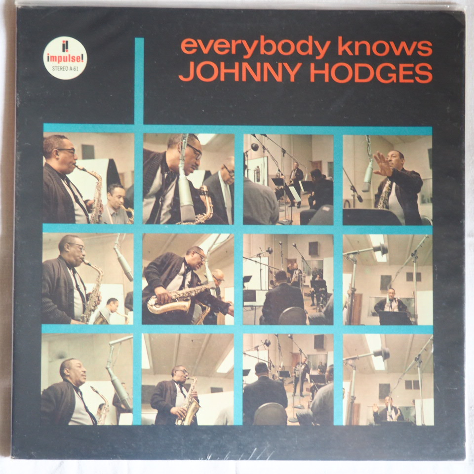 johnny hodges - everybody knows impulse a-61